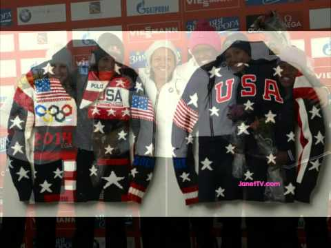 Sochi Winter Olympics Preview from Janet TV on the Radio