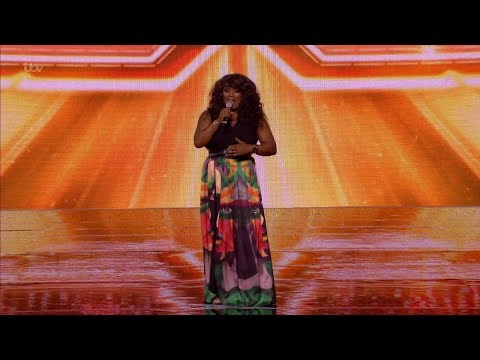 The X Factor UK 2017 Berget Lewis Bootcamp Full Clip S14E10
