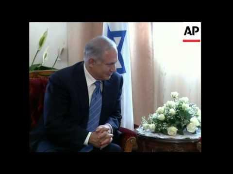 The Pope Meets Israeli PM Netanyahu, Then Religious Leaders