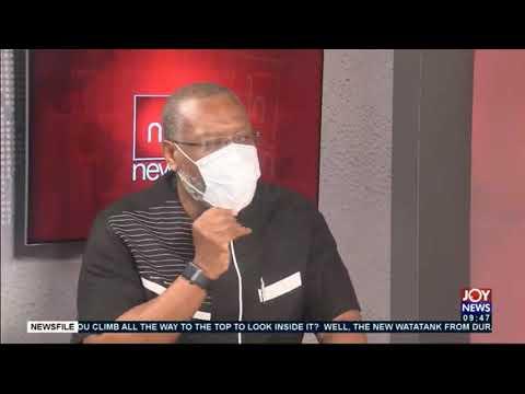 Electoral reforms: EC should streamline its communication -  Alex Segbefia #Newsfile