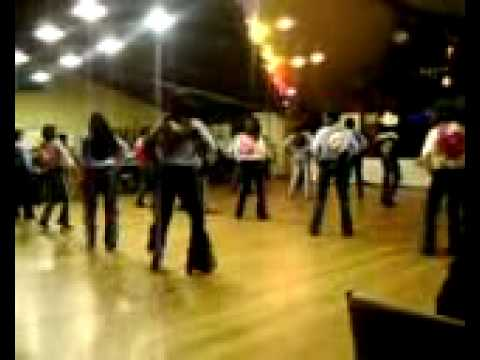 Phil. Society country western dancing - YouTube