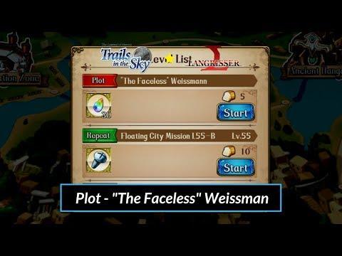 """Langrisser M - Plot - """"The Faceless"""" Weissman"""
