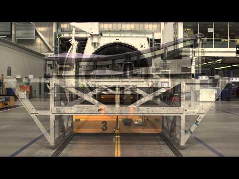 CSeries - Transonic Wing