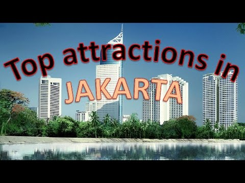 Visit Jakarta, Indonesia: Things to do in Jakarta - The Big Durian