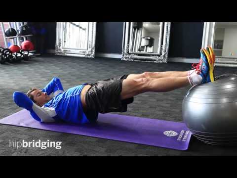 Craig 'Crowie' Alexander's core workout