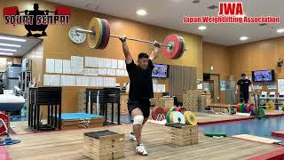【42 days to go!】 Toshiki Yamamoto Training 【June 19th, 2021】