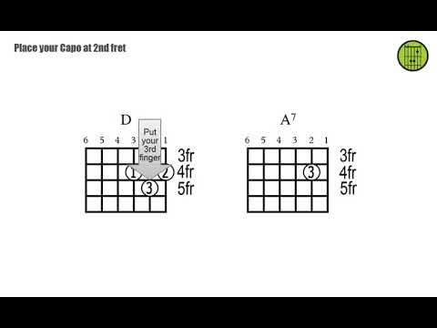 43 Chords To Row Row Row Your Boat Youtube