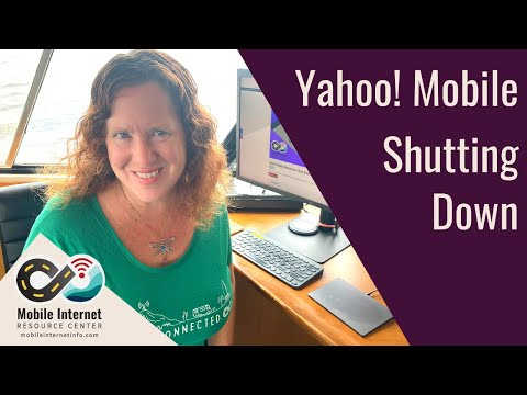 Yahoo! Mobile Shutting Down - Encouraged Porting Out to Visible