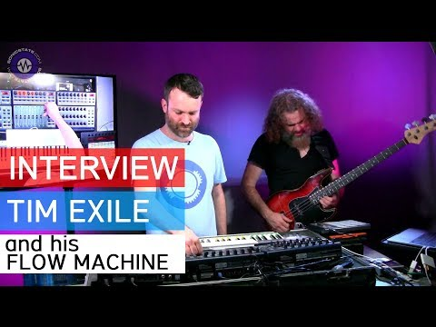Interview: Tim Exile and his Flow Machine