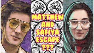 Escape The Night Theory: MATPAT AND SAFIYA ESCAPE THE NIGHT?