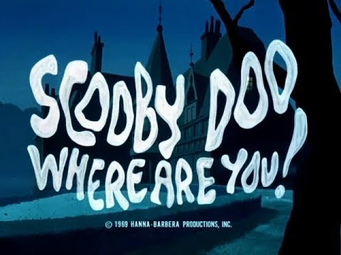 Scooby-Doo, Where Are You! - Intro (Voices / Sound Effects Only)