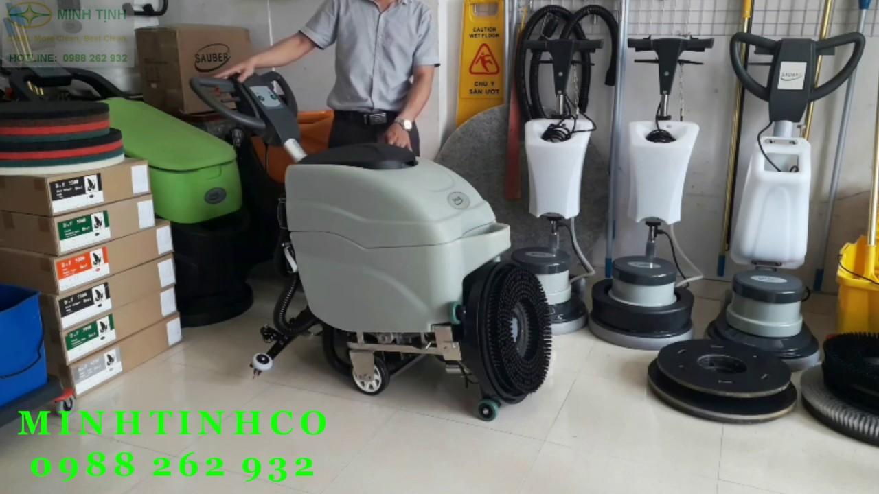 Máy chà sàn liên hợp giá rẻ nhất hiện nay - Giá máy chà sàn liên hợp rẻ nhất