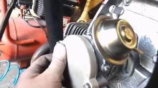 видео Модернизация системы зажигания ВАЗ – 1111 «Ока»