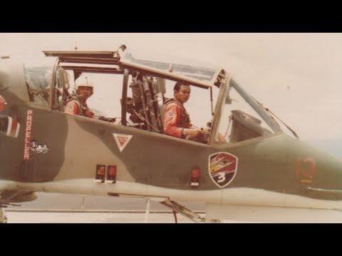 """OV-10F Bronco """"Si Kampret"""" dalam Kenangan"""