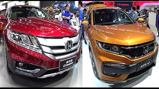 2016, 2017 Honda Crosstour VS HRV, CRV, XRV video comparison of models(new 2016, 2017 Honda Crosstour. It will be one among the first models of next generation which will be released, probably in mid-2015. The aim of this ..., 2016-02-10T13:00:00.000Z)