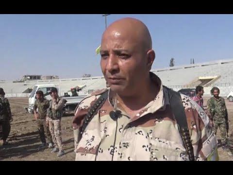 أخبار  عربية | مجلس #الرقة : أهالي المدينة سيعودون إليها بعد إزالة #الألغام