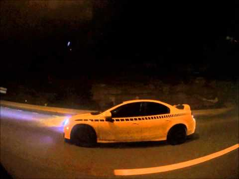 YR RSX vs. Dodge SRT-4