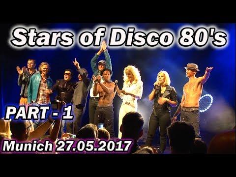 Gazebo, Joy, Fancy ! Munich 27.05.2017 - Part 1 ( FULL HD)