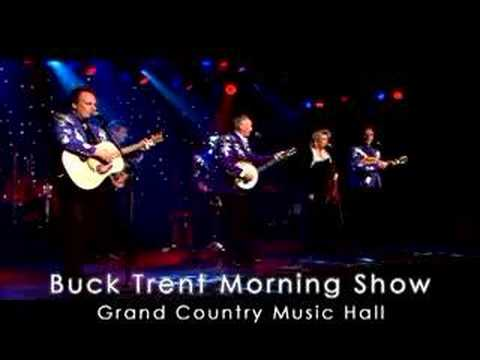 Buck Trent Show in Branson Missouri - Country Music in Mo