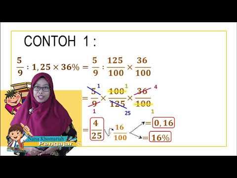 Video Pembelajaran Kelas 5 Mata Pelajaran Matematika Materi Bab Pecahan Peranti Guru