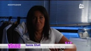 Les goûts musicaux de... Samia Ghali