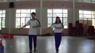 [Lê Quý Đôn Flashmob 2014] Nhất quỷ nhì ma dance tutorial