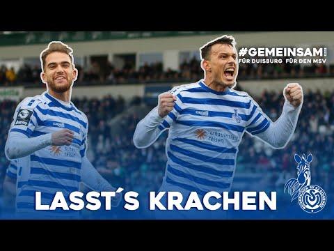 Lasst es wieder krachen, Jungs! | Heimspiel gegen Waldhof | ZebraTV | 18.02.2020