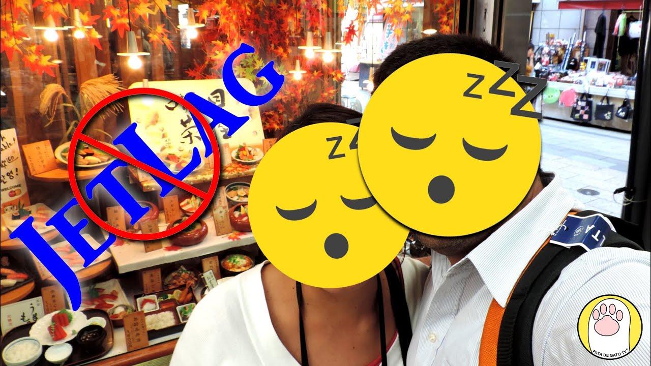 ¿Cómo superar rápidamente el JET LAG o Cambio de Horario cuando viajas?