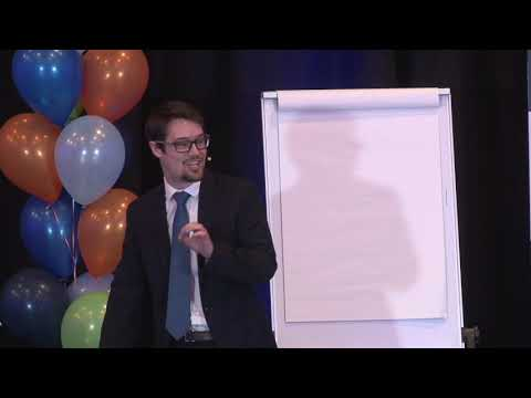 Adam Long, The Ethical CEO, Presents On Behavioural Economics At The Business Blueprint ELITE Event.