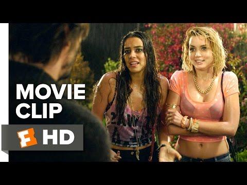 Knock Knock Movie   At the Door 2015  Keanu Reeves, Lorenza Izzo Thriller HD