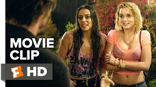 Knock Knock Movie CLIP - At the Door (2015) - Keanu Reeves, Lorenza Izzo Thriller HD