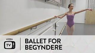 Emmas Balletskole: Sådan varmer du op i ballet