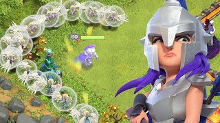 GLADIATORKÖNIGIN ESKALIERT! ☆ Clash of Clans ☆ CoC