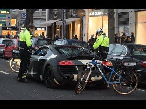 POLICE vs. SUPERCARS in Düsseldorf 2018!