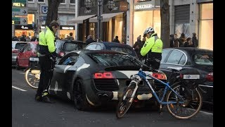 POLICE vs. SUPERCARS in Düsseldorf 2018!