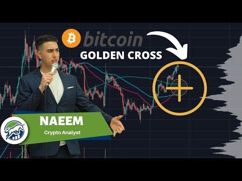 Why Bitcoin BTC Golden Cross CONFIRMS Bull Market!