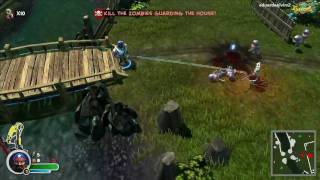 Bunch of Heroes Gameplay PC