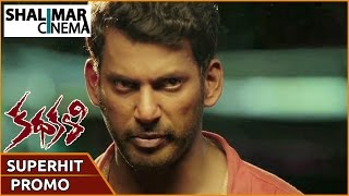 Kathakali Movie Superhit Promo 01 || Vishal , Catherine
