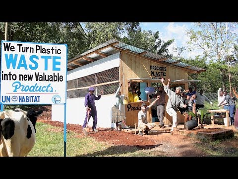 Precious Plastic Goes To Kenya - Pilot #1