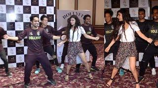 Aamir Khan's Dangal Daughter Fatima Sana Shaikh Dances On Judwaa 2, 9 Se 12 Song