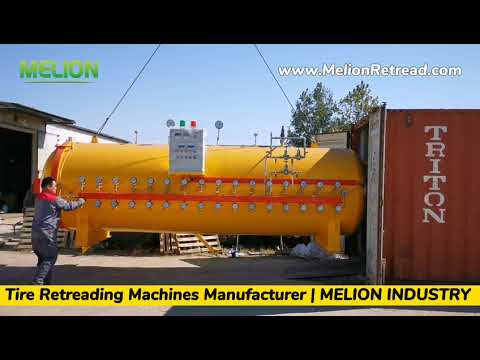 Tire Retreading Machines Made-in-China | MELION INDUSTRY CO., LTD