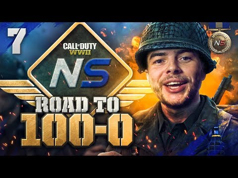 Road to 100-0! - Ep. 7 - The HIDDEN Episode (Call of Duty:WW2 Gamebattles)