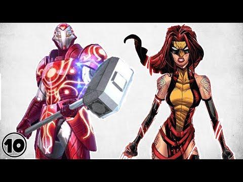 Top 10 Strongest Alternate Versions Of Avengers