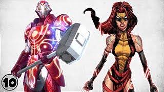 Top 10 Strongest Alternate Versions Of Avengers