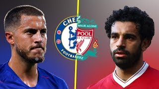 Eden Hazard VS Mohamed Salah - Who Is The Best? - Amazing Goals & Skills - 2018 - HD