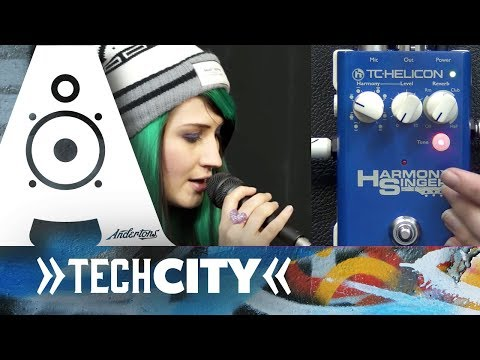 TC Helicon Harmony Singer - Exclusive First Look!!