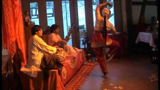 Indian Music and Dance - Restaurant Oberhof Birnau Bodensee