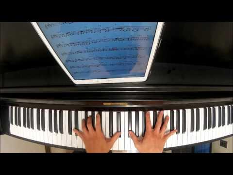 Centaur No Nayami ED - Edelweiss Piano (with sheet music)