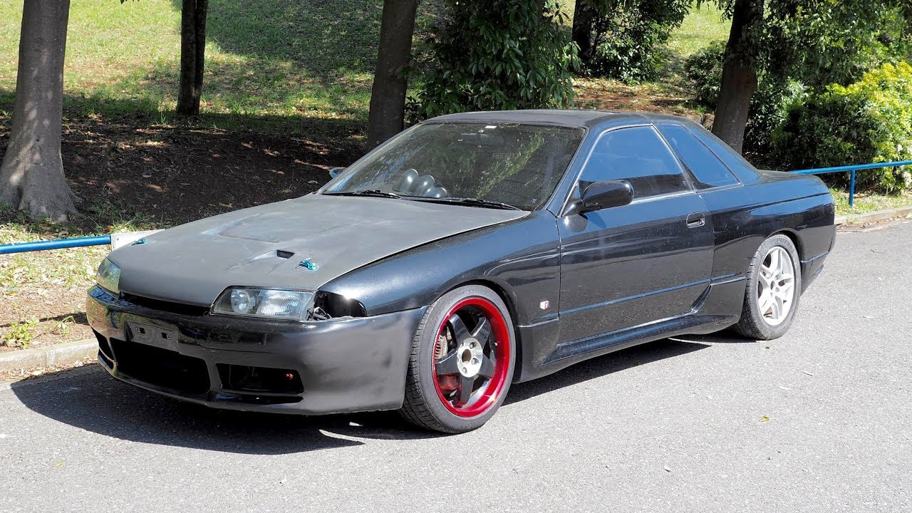 192 Nissan Skyline R32 GTS-T Drift car (USA Import) Japan Auction ...