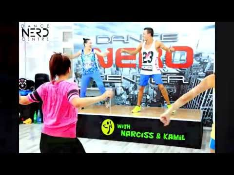 ZUMBA CLASSES in NERO DANCE CENTER by NARCISS (ZIN) & KAMIL (ZIN)